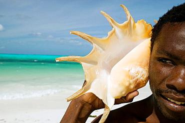 Jambiani beach, Zanzibar Island, Tanzania