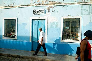 Mindelo, port town on Sv£o Vicente island, Cape Verde