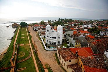 View over Galle Fort, Sri Lanka