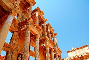 Library of Celsus, Efesos, Aegean Region, Turkey