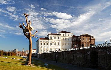 Savoy's royal palace in Venaria Reale, Venaria, Italy