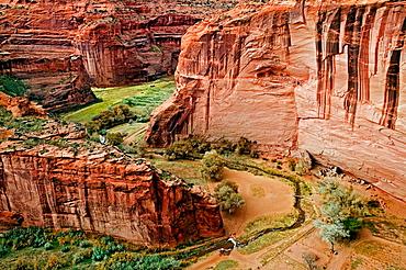 Canyon de Chelly National Monument, Arizona, USA