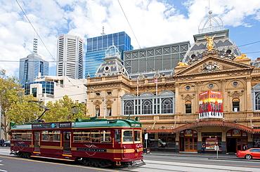 The Princess Theatre in Melbourne