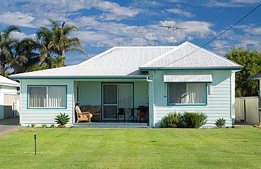 Australian beach house, Busselton, Western Australia, Australia