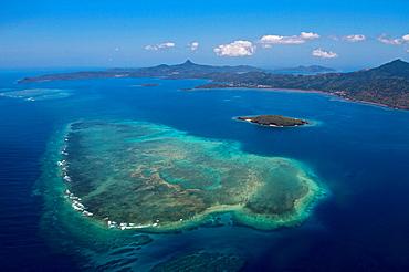 Indian ocean, Comoros, Mayotte, lagoon,