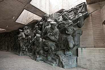 National Museum of the History of the Great Patriotic War 1941-1945, Kiev, Ukraine, Europe