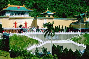 Taiwan Taipei National Palace Museum