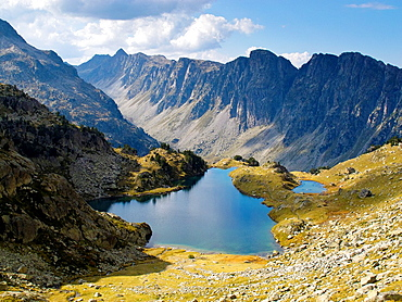 Catalan Pyrenees. Lleida. Spain. Europe.