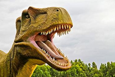 Jurassic Park Museum, Lastres, Asturias, Spain