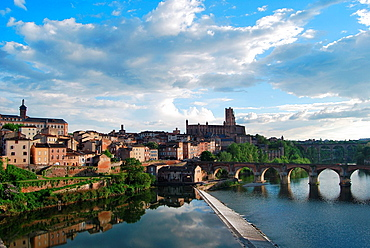 Overview of Albi