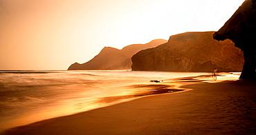 Monsul beach, Cabo de Gata, Almeria, Andalucia, Spain