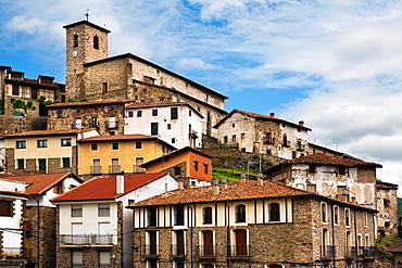 Villoslada de Cameros  Logrono  La Rioja  Spain