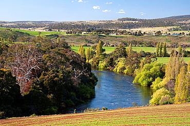Derwent Valley, Tasmania, Australia