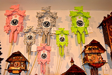 Black Forest Souvenirs, Titisee, Germany
