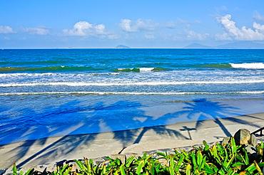 Cua Dai beach, South China sea, Hoi An, Vietnam