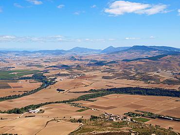 Pamplona basin in Navarre