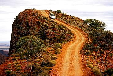Sillers Lookout, Arkaroola Sanctuary, northern Flinders Ranges, South Australia