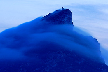 Dragonera Island, Lighthouse Na Popia, Ponent Andratx Mallorca Balearic Islands Spain