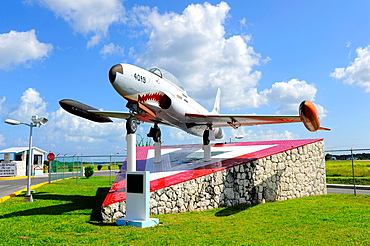 BAM 4 Airforce Airport Cozumel Mexico