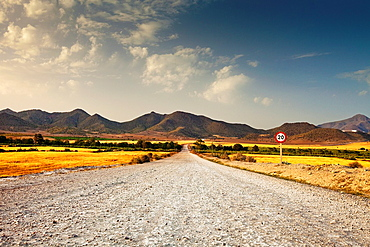 Parque Natural del Cabo de Gata Almeria, Andalusia, Spain