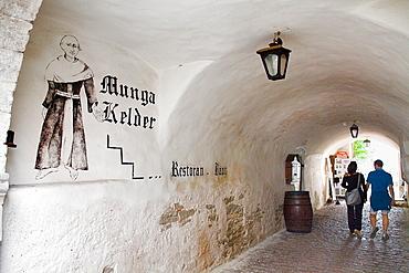 St Catherine¥s Passage,Tallinn,Estonia