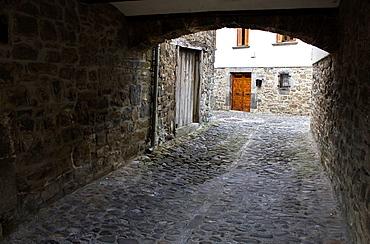 Isaba, Roncal Valley, Pyrenees, Navarre Pyrenees, Navarra, Spain, Europe