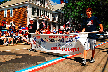 Bristol Fourth of July Parade