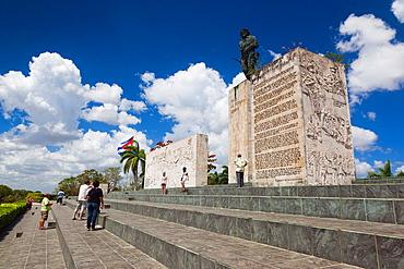 Cuba, Santa Clara Province, Santa Clara, Monumento Ernesto Che Guevara, monument and mausoleum to Cuban revolutionary