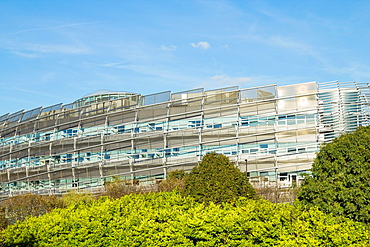 Northumbria University building in Newcastle Upon Tyne, England, UK