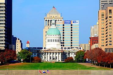 Old Courthouse St  Louis Missouri MO