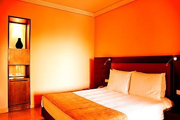 Room, Kempinski Hotel, Dead Sea, Jordan, Middle East.