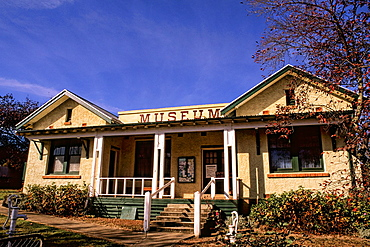 Famous Man From Snowy River Museum in Historical Corryoung Victoria Australia