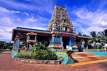 Srisiva Subrahmanya Swami Temple Nadi Bay Region in the Fiji Islands