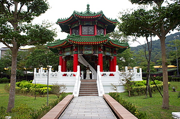Matyrs¥ Shrine Taipei Taiwan