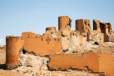 Walls And Building, Ani Ruins, Kars Area, North-Eastern Anatolia, Turkey, Asia