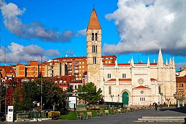 Church of Santa Maria la Antigua, Valladolid, Castile and Leon, Spain