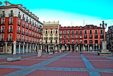 Plaza Mayor, Valladolid, Spain