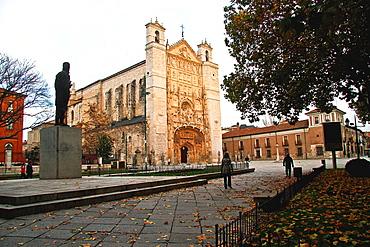 San Pablo Church, Valladolid, Spain