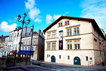 ¥Le Musee Basque & de l¥histoire de Bayonne¥, Basque Museum, Marengo Bridge, La petit Bayonne, Bayonne, Aquitaine, Pyrenees Atlantiques, France.