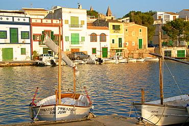 Porto Colom, Felanitx, Migjorn, Mallorca, Spain Balearic Islands