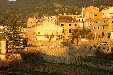 Banyalbufar Sierra de Tramuntana Mallorca Baleares Espana