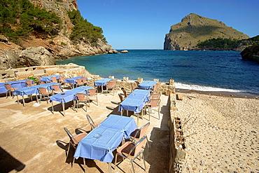 Sa Calobra Escorca Mallorca Illes Balears Espana