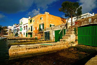 Porto Colom Felanitx Migjorn Mallorca Baleares Espana