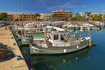 Colonia de Sant Jordi Ses Salines Migjorn Mallorca Baleares Espana