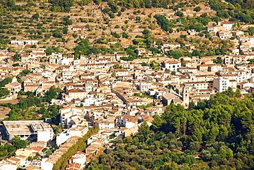 Bunyola, Sierra de Tramuntana, Mallorca, Spain Balearic Islands