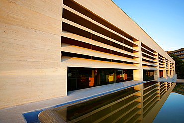 Moneo Building Fundacio Pilar and Joan Miro Palma Mallorca Balearic Islands Spain