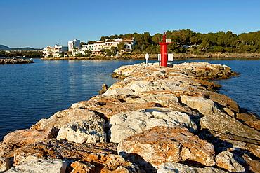 Porto Petro Santanyi Migjorn Mallorca Baleares Espana