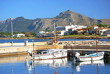 Es Barcares, Alcudia, Bahia de Pollenca, Nort, Spain Baleares Mallorca