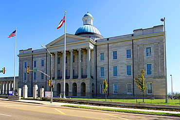 Old Capitol Building Museum Jackson, Mississippi, United States of America