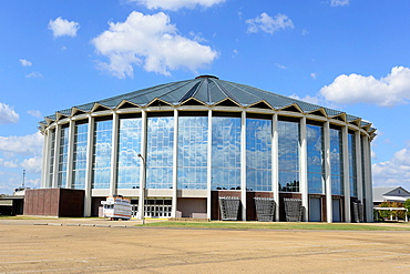 State Fairgrounds Coliseum Jackson, Mississippi, United States of America